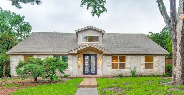 1433 Lincoln Place, Carrollton, TX 75006 (MLS #14652726) :: Real Estate By Design