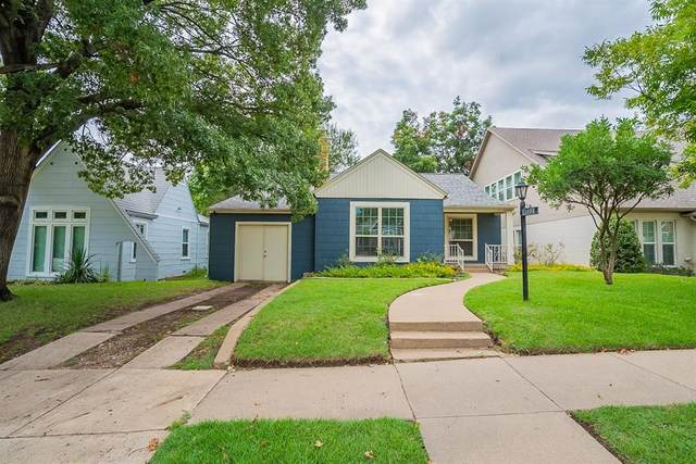 4033 Pershing Avenue, Fort Worth, TX 76107 (MLS #14652811) :: Russell Realty Group