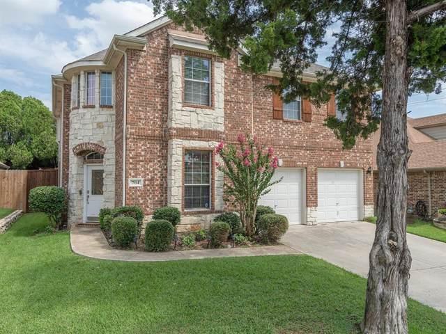 704 Cable Creek Road, Grapevine, TX 76051 (MLS #14652873) :: Maegan Brest   Keller Williams Realty