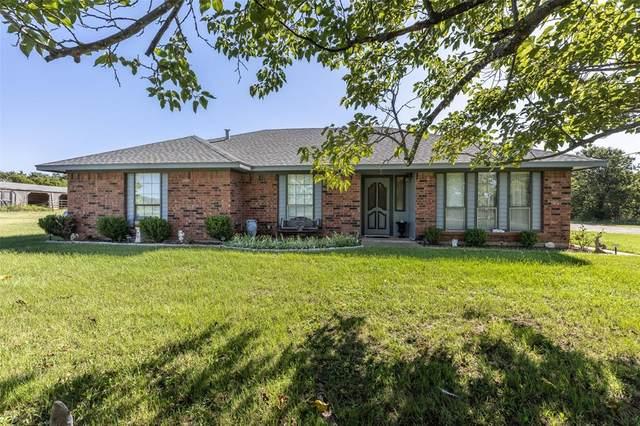 2545 Chapel Lane, Cleburne, TX 76031 (MLS #14652883) :: Maegan Brest | Keller Williams Realty