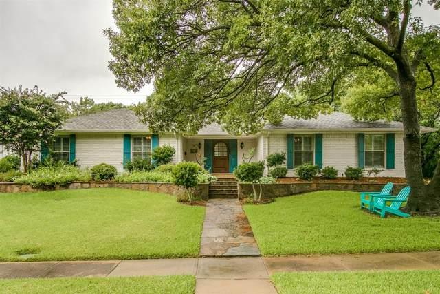 9 Pebblebrook Circle, Richardson, TX 75080 (MLS #14652943) :: Maegan Brest | Keller Williams Realty
