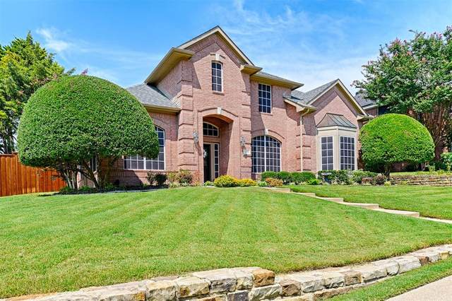 1901 Sunset Hill, Rowlett, TX 75088 (MLS #14652969) :: Russell Realty Group