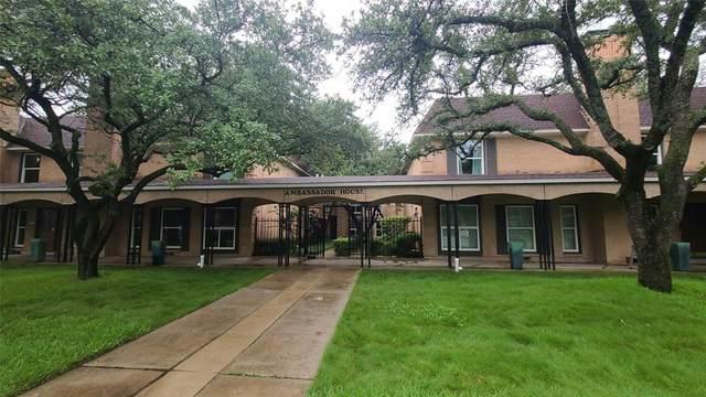 7830 Meadow Park Drive #227, Dallas, TX 75230 (MLS #14653038) :: VIVO Realty