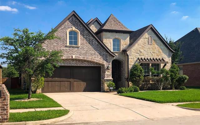 403 Running Bear Court, Euless, TX 76039 (MLS #14653054) :: Real Estate By Design