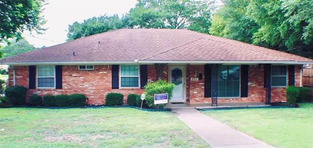 901 Ray Andra Drive, Desoto, TX 75115 (MLS #14653057) :: Robbins Real Estate Group