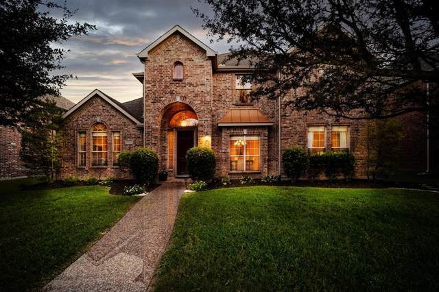 15123 Snowshill Drive, Frisco, TX 75035 (MLS #14653083) :: Robbins Real Estate Group