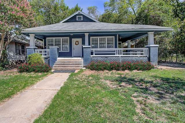 2531 Bomar Avenue, Fort Worth, TX 76103 (#14653158) :: Homes By Lainie Real Estate Group