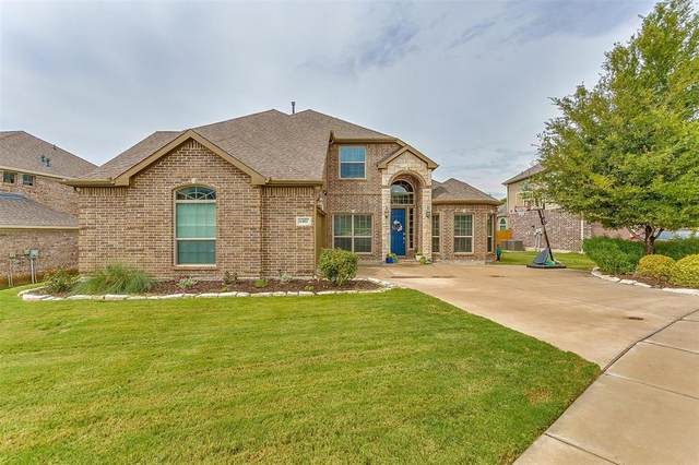 6101 Sunrise Lake Drive, Fort Worth, TX 76179 (MLS #14653266) :: Russell Realty Group