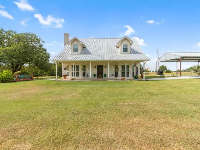 127 Private Road 936, Teague, TX 75860 (MLS #14653300) :: Real Estate By Design