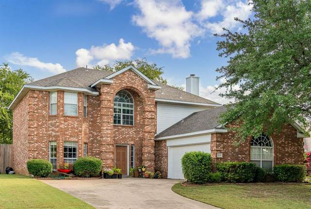 809 Green Apple Drive, Garland, TX 75044 (MLS #14653306) :: Craig Properties Group