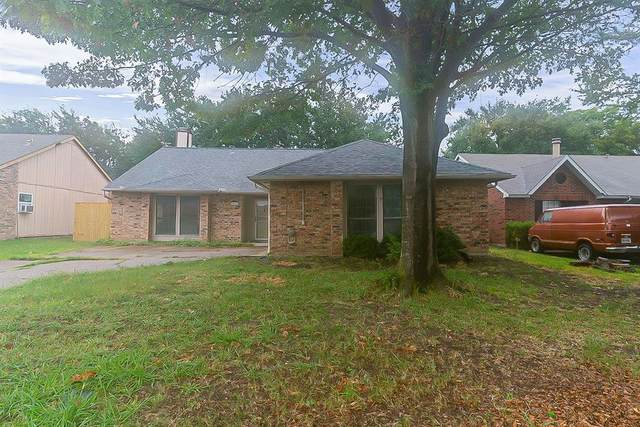6808 Sunnybank Drive, Fort Worth, TX 76137 (MLS #14653326) :: Real Estate By Design
