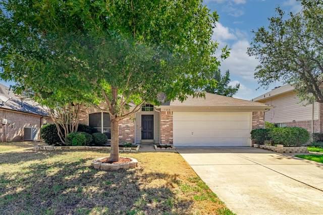 748 Texas Oak Trail, Lake Dallas, TX 75065 (MLS #14653356) :: Russell Realty Group