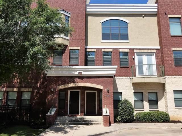 1207 Beaconsfield Lane #408, Arlington, TX 76011 (MLS #14653377) :: The Chad Smith Team