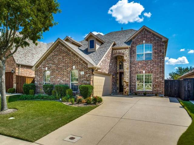 2521 Dog Leg Trail, Mckinney, TX 75069 (MLS #14653404) :: Real Estate By Design