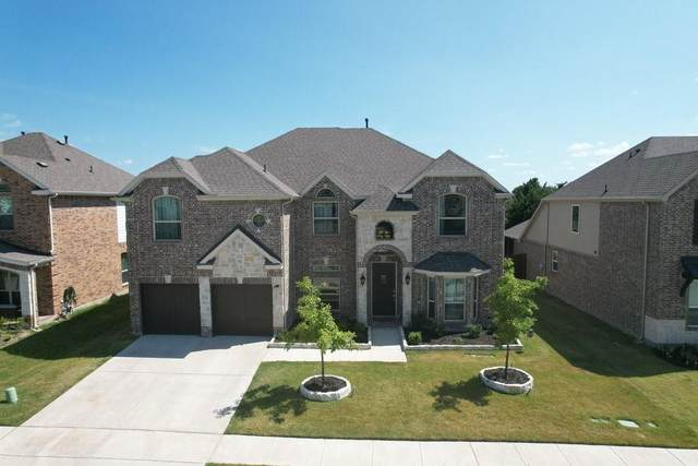 2324 Ray Hubbard Way, Wylie, TX 75098 (MLS #14653420) :: The Mitchell Group