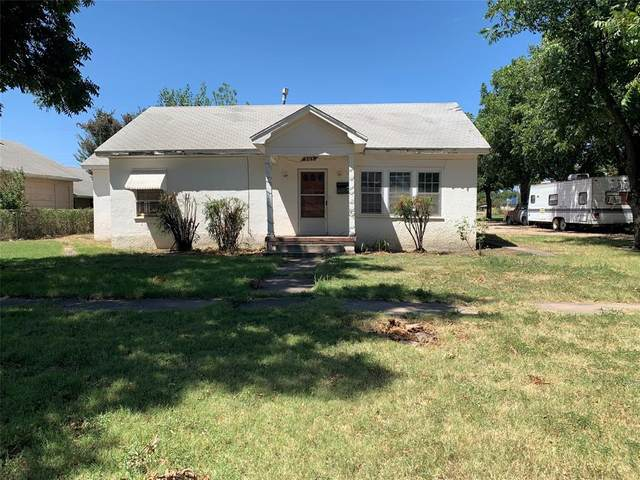 303 N Avenue D, Haskell, TX 79521 (MLS #14653486) :: Real Estate By Design
