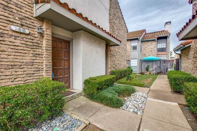 14800 Enterprise Drive 6B, Farmers Branch, TX 75234 (MLS #14653488) :: Robbins Real Estate Group