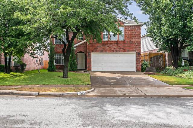 5505 Ridge View Drive, Watauga, TX 76137 (MLS #14653504) :: Jones-Papadopoulos & Co