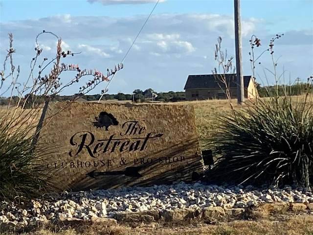 6208 Retreat Clubhouse Drive, Cleburne, TX 76033 (MLS #14653535) :: Real Estate By Design