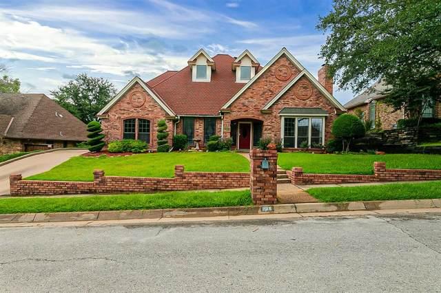 1816 Glenbrook Court, Bedford, TX 76021 (MLS #14653562) :: Real Estate By Design