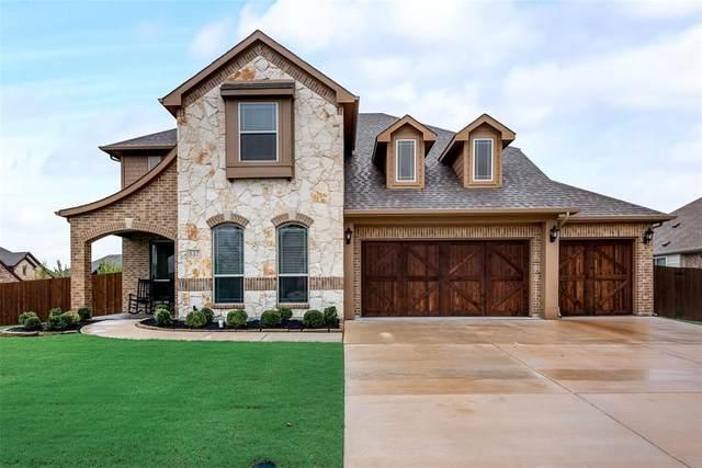 537 Truman Street, Waxahachie, TX 75165 (MLS #14653576) :: Russell Realty Group