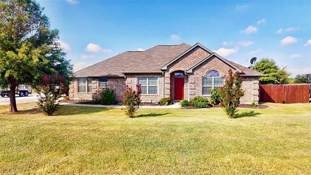 2430 Lake Ridge Circle, Sanger, TX 76266 (MLS #14653612) :: All Cities USA Realty