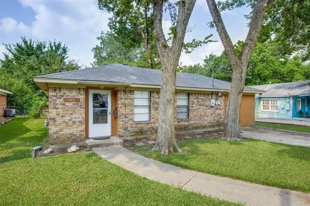 303 Lawrence Avenue, Terrell, TX 75160 (MLS #14653628) :: All Cities USA Realty