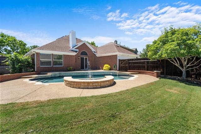2793 Vista View Drive, Lewisville, TX 75067 (MLS #14653654) :: Russell Realty Group