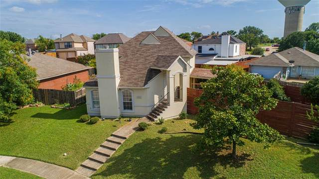 1705 Hillcrest Court, Balch Springs, TX 75180 (MLS #14653726) :: Russell Realty Group