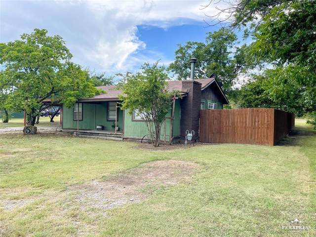 1402 Avenue J, Cisco, TX 76437 (MLS #14653781) :: Russell Realty Group