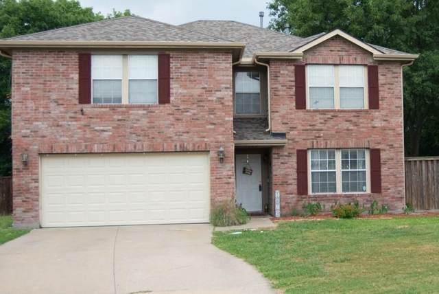 1505 Timberline Court, Sherman, TX 75092 (MLS #14653802) :: Maegan Brest | Keller Williams Realty