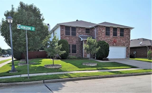 2600 Horizon Way, Little Elm, TX 75068 (MLS #14653856) :: Craig Properties Group