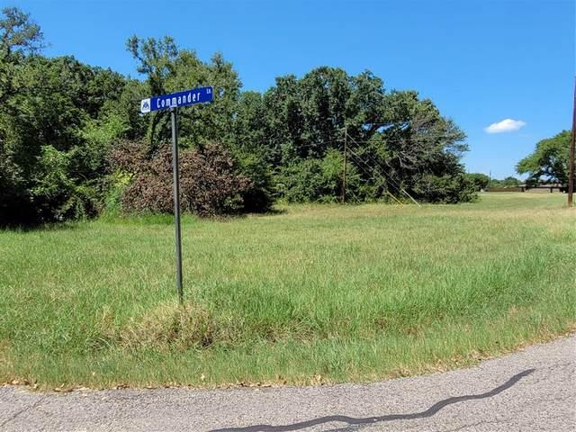 Lot 7 Commander, Gun Barrel City, TX 75156 (MLS #14653857) :: Real Estate By Design