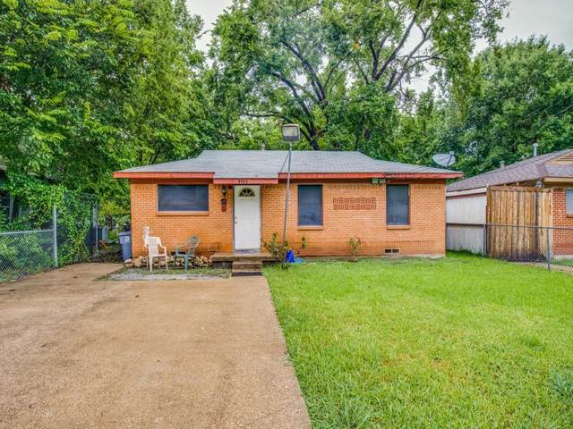 8903 Slay Street, Dallas, TX 75217 (MLS #14653923) :: Real Estate By Design