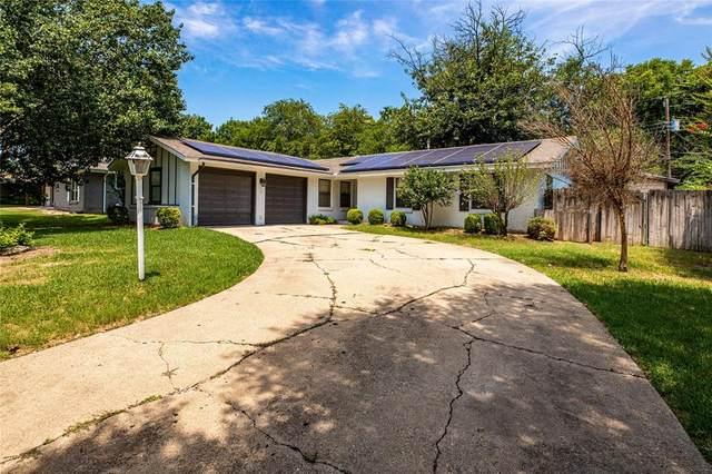 7016 Valhalla Road, Fort Worth, TX 76116 (MLS #14653965) :: The Chad Smith Team