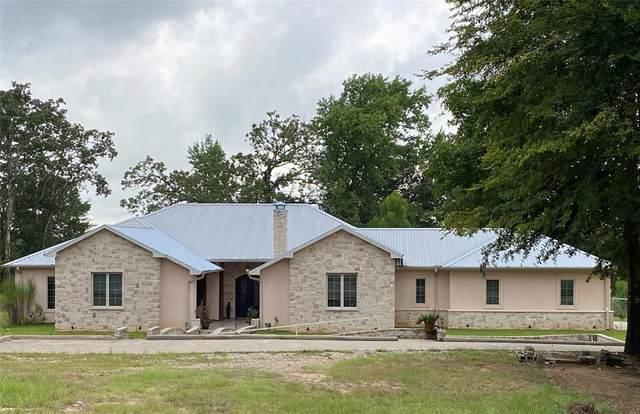 18232 Cr 122 Road, Tyler, TX 75703 (MLS #14653974) :: The Good Home Team