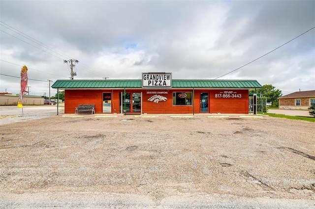 200 N 3rd Street, Grandview, TX 76050 (MLS #14653982) :: Real Estate By Design