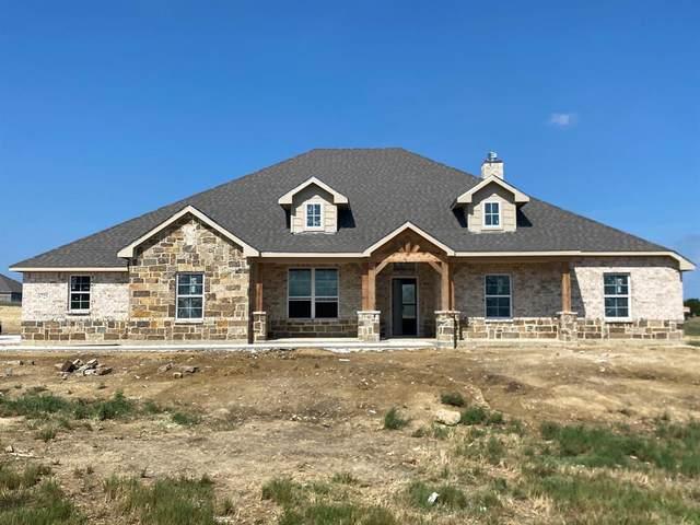 8725 Tucker Drive, Godley, TX 76044 (MLS #14653994) :: Craig Properties Group