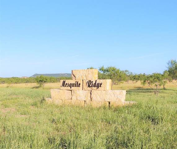 TBD Mesquite Ridge, Lawn, TX 79530 (MLS #14654014) :: VIVO Realty