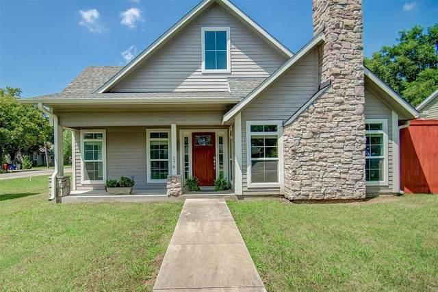 176 W Shreveport, Van Alstyne, TX 75495 (MLS #14654082) :: Russell Realty Group