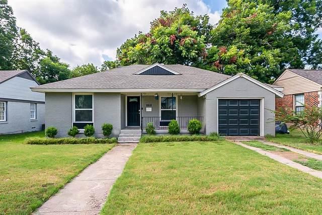 2618 Ivandell Avenue, Dallas, TX 75211 (MLS #14654089) :: Real Estate By Design