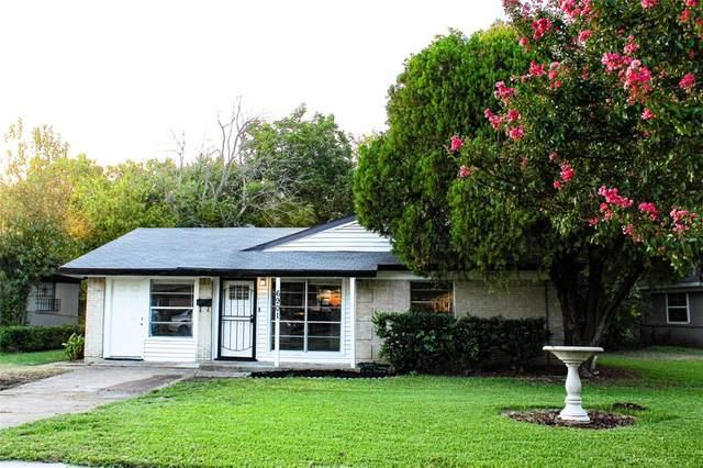 6019 Park Manor Drive, Dallas, TX 75241 (MLS #14654100) :: Craig Properties Group