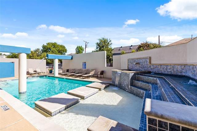 4414 Cedar Springs Road #324, Dallas, TX 75219 (MLS #14654115) :: Robbins Real Estate Group