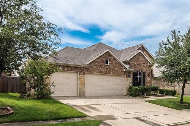 14625 Riverside Drive, Little Elm, TX 75068 (MLS #14654128) :: Real Estate By Design