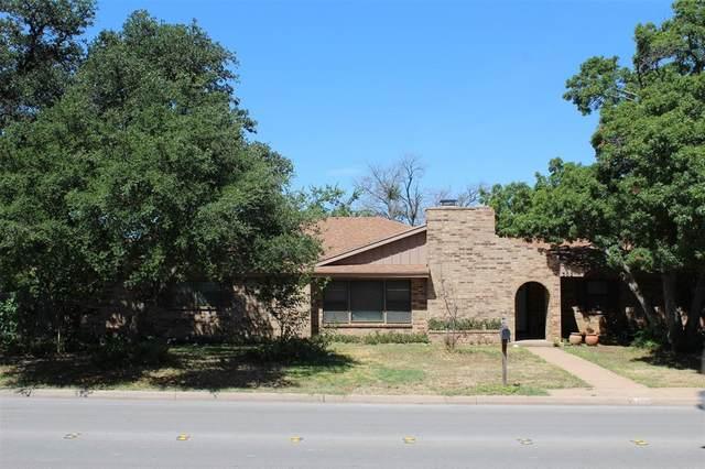 302 Washington Boulevard, Abilene, TX 79601 (MLS #14654238) :: Real Estate By Design