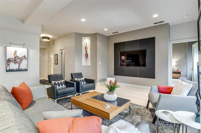 411 W 7th Street #607, Fort Worth, TX 76102 (#14654256) :: Homes By Lainie Real Estate Group