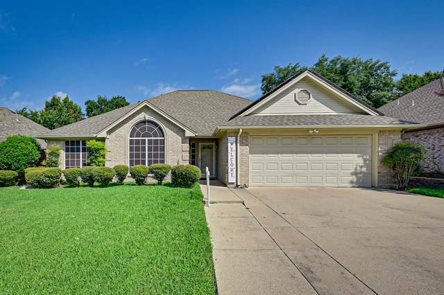 2409 Page Place, Mansfield, TX 76063 (MLS #14654277) :: Real Estate By Design