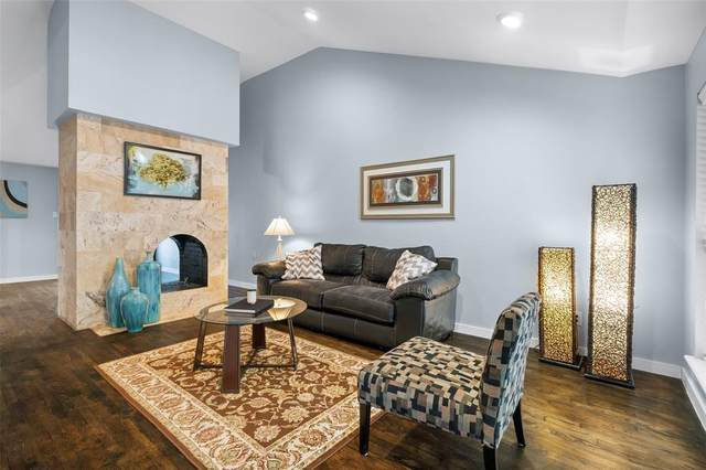 5816 Birchbrook Drive #219, Dallas, TX 75206 (MLS #14654281) :: Robbins Real Estate Group