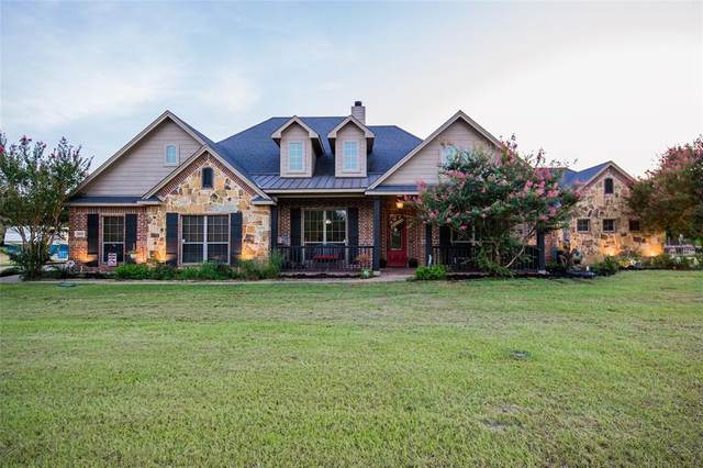 323 Chmelar Road, Ennis, TX 75119 (MLS #14654304) :: Robbins Real Estate Group