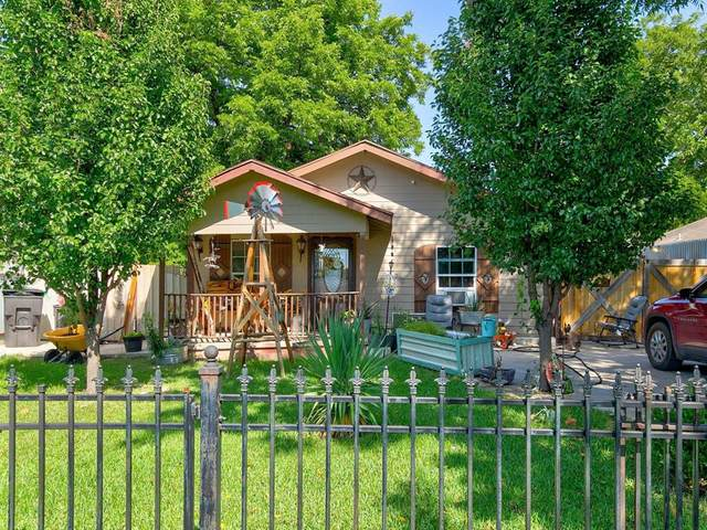 3433 Wayside Avenue, Fort Worth, TX 76110 (MLS #14654339) :: Robbins Real Estate Group